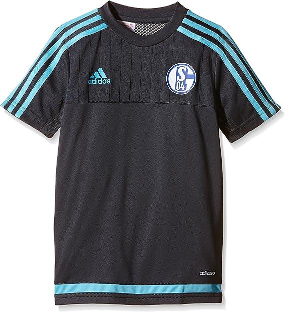 adidas Jungen Kurzarm Trikot FC Schalke 04 Training