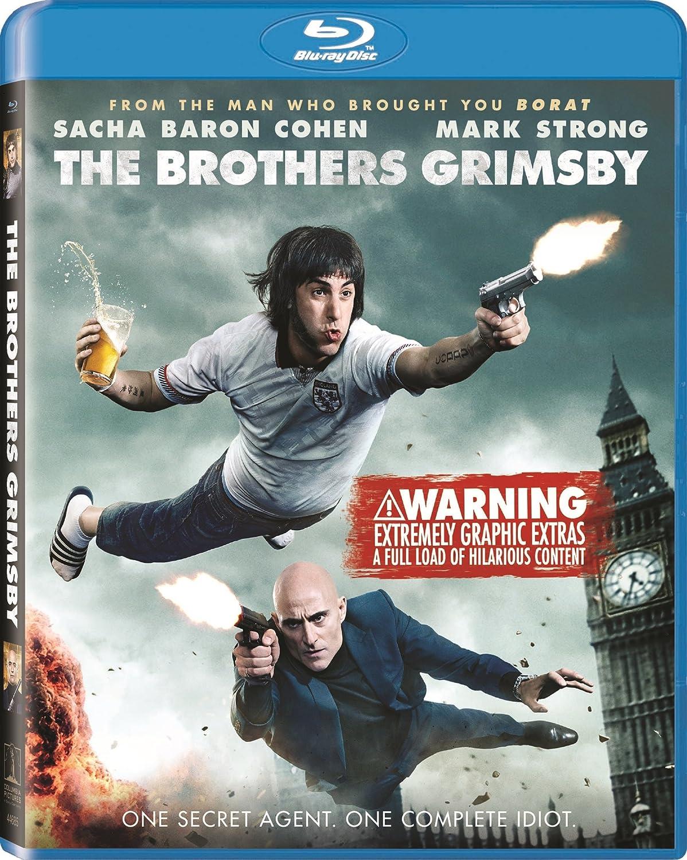 Amazon The Brothers Grims [Blu-ray] Sacha Baron Cohen