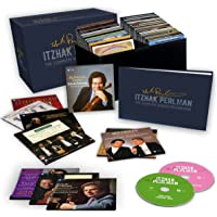 Itzhak Perlman The Complete Warner Recordings Box Set