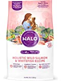 Halo Holistic Natural Dry Cat Food for Adult Cats