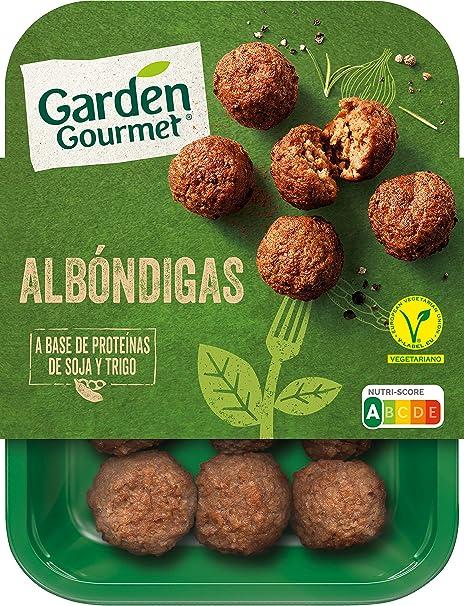 Garden Gourmet - Albóndigas Vegetarianas, 0% carne, 200g
