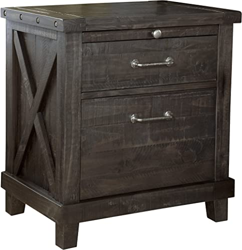 Modus Furniture Yosemite Solid Wood Nightstand