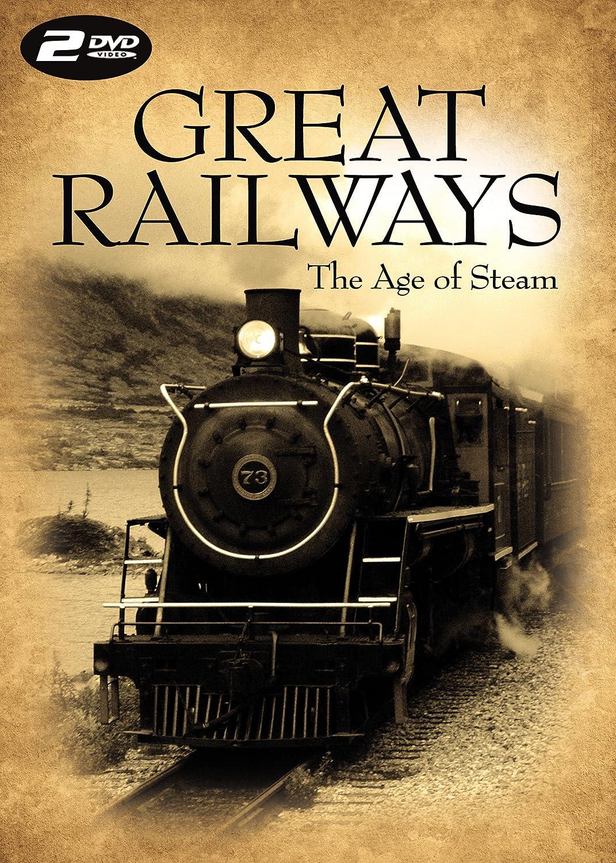 Amazon.com: Great Railways: Age of Steam (2-pk): None: Cine y TV
