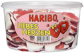 Haribo Liebesherzen Dose
