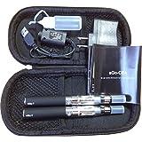 電子タバコ ego -CE4 ブラック スターターキット 【 高性能バッテリー・並行輸入品・日本語説明書付】