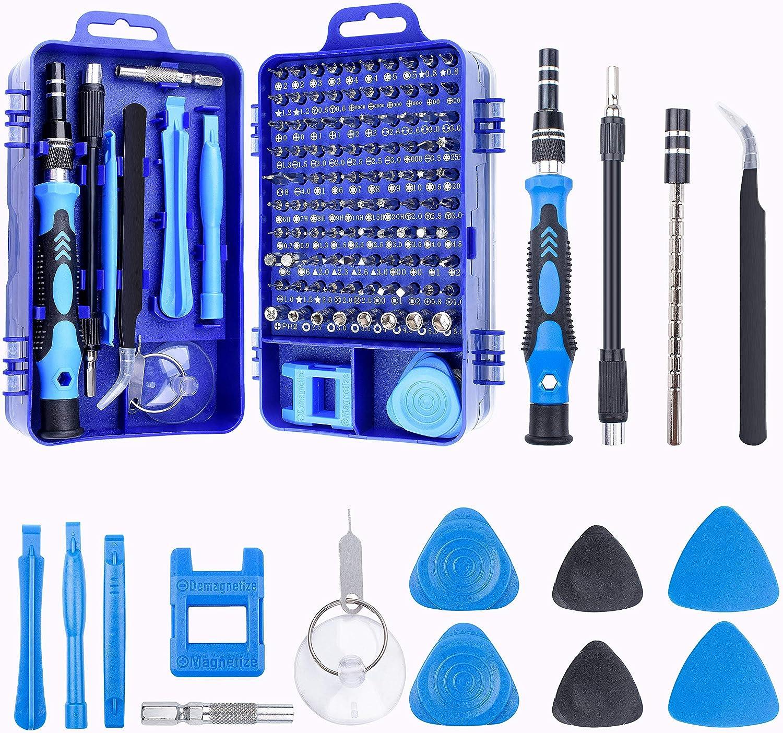 115 in 1 precision screwdriver magnetic repair tool fr phone