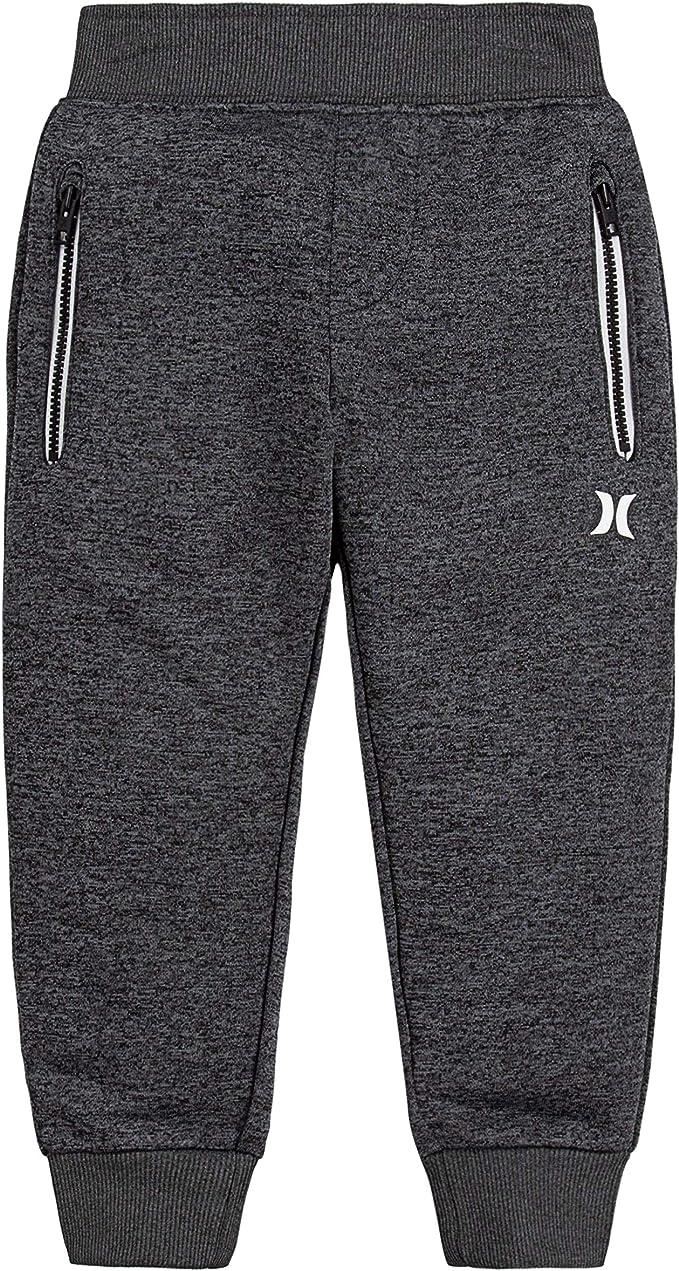 New Hurley boys charcoal gray black sweatshirt sweat shirt 12 m 18 m 24 months