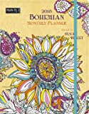 The LANG Companies WSBL Bohemian Designs Coloring Monthly Planner (18996091003)