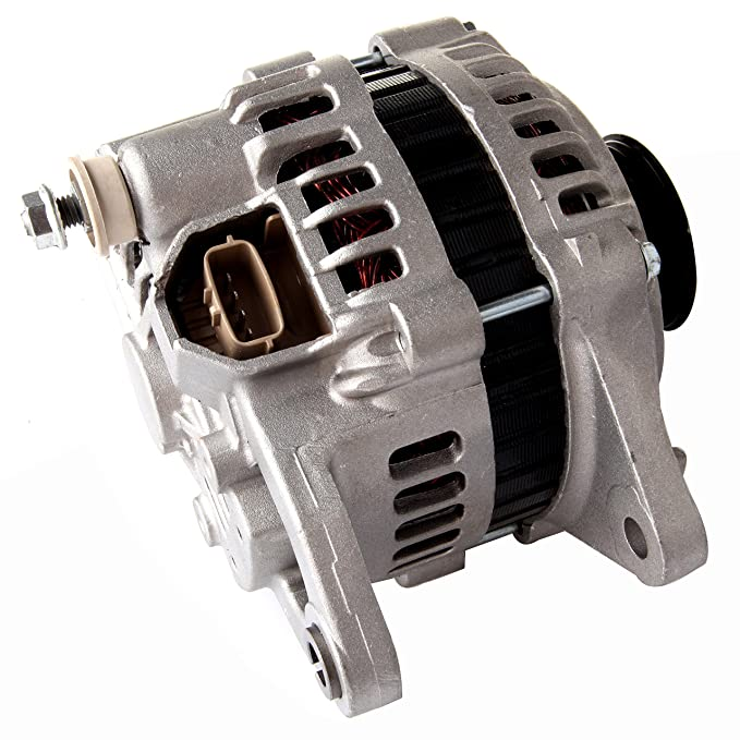Amazon.com: SCITOO Alternators 13787 fit Mitsubishi Mirage 1.8L 1998-2002 Lancer 2.0L 2002-2004 90A/12V CW MD317862: Automotive