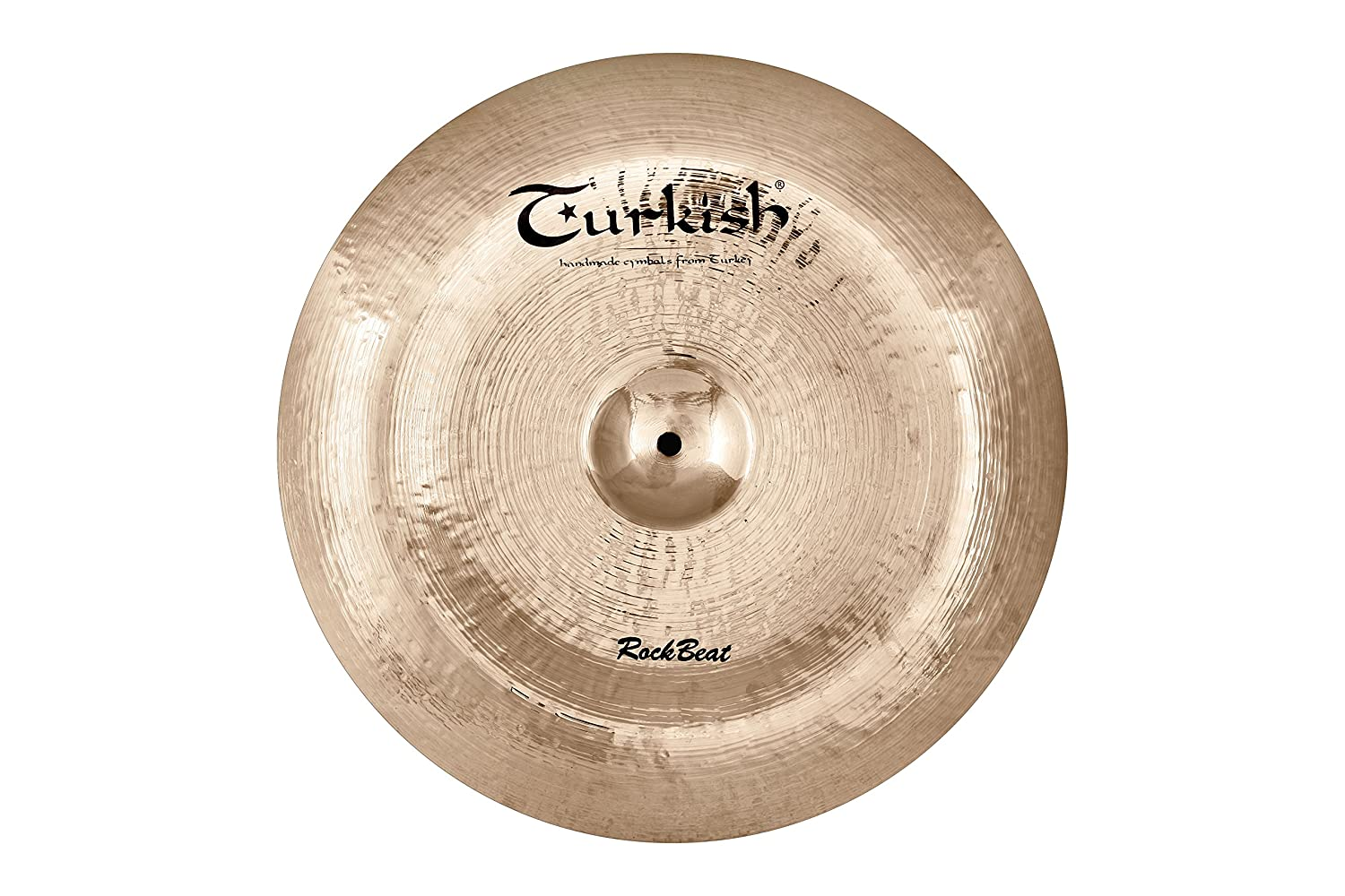 Turkish Cymbals Rock Series 16-inch Rock Beat China * RB-CH16   B016UG7PLO
