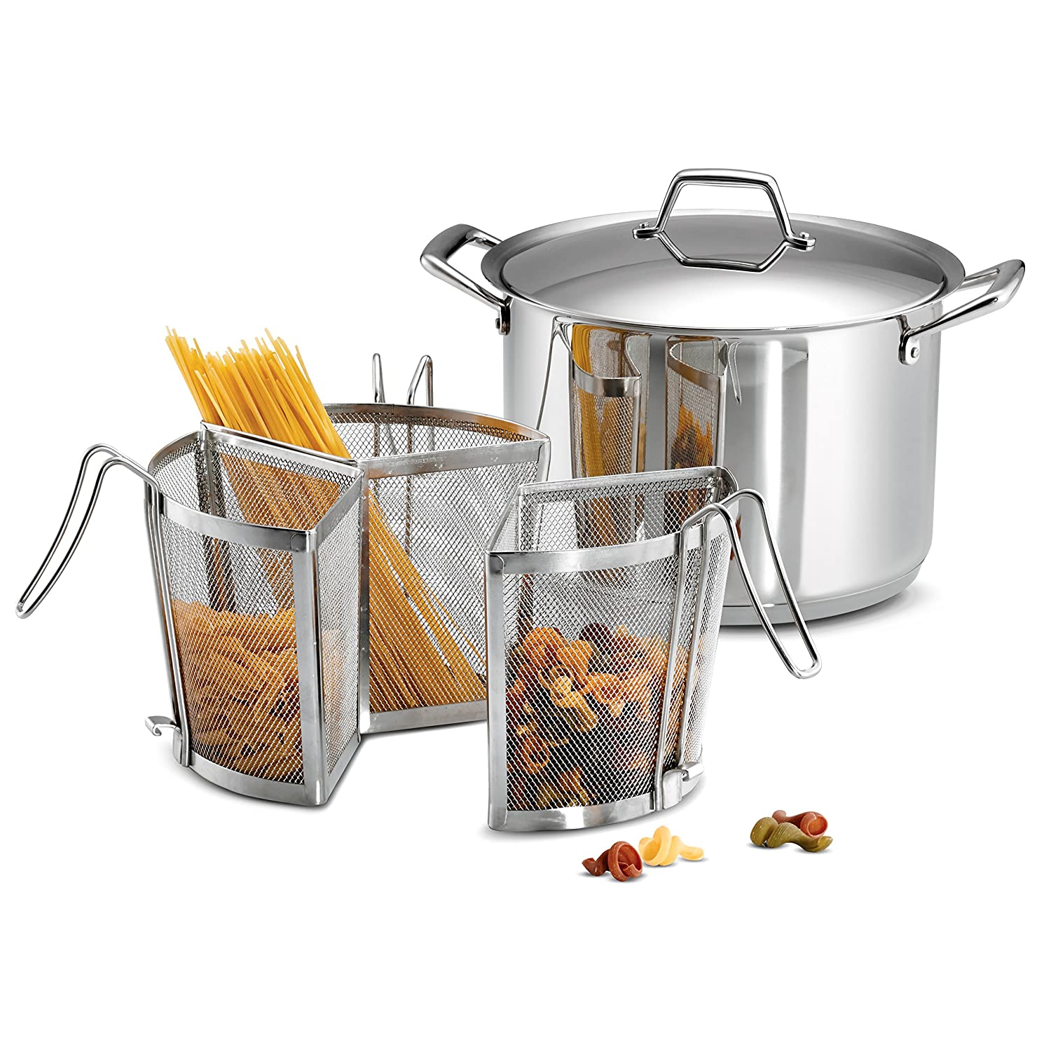 Induction-Ready Pasta Cooking Set