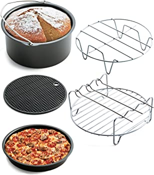 5-Set Cozyna Air Fryer Accessories