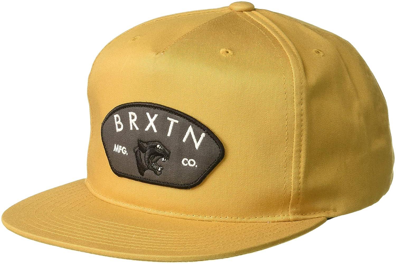 161509a6ee8 Amazon.com  Brixton Men s Waylon HP SNBK