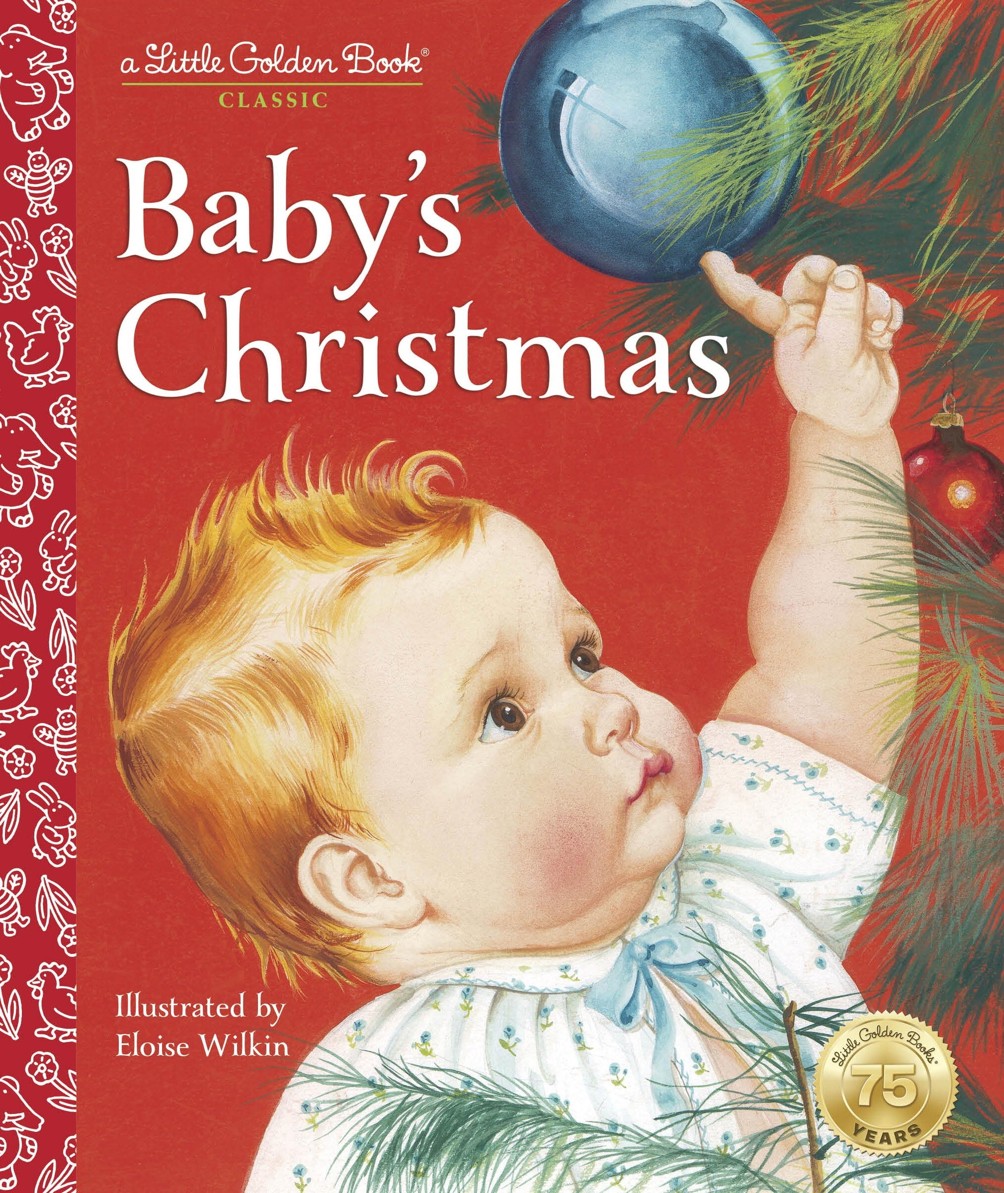 Baby's Christmas (Little Golden Book)