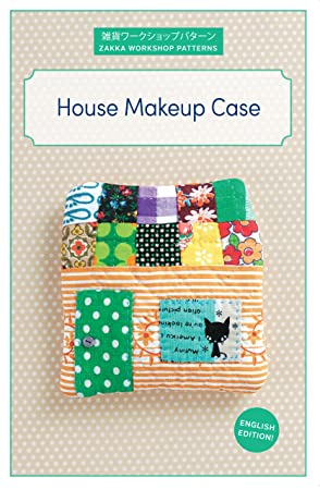 Zakka patrones de taller: Casa Estuche De Maquillaje. 8 ...