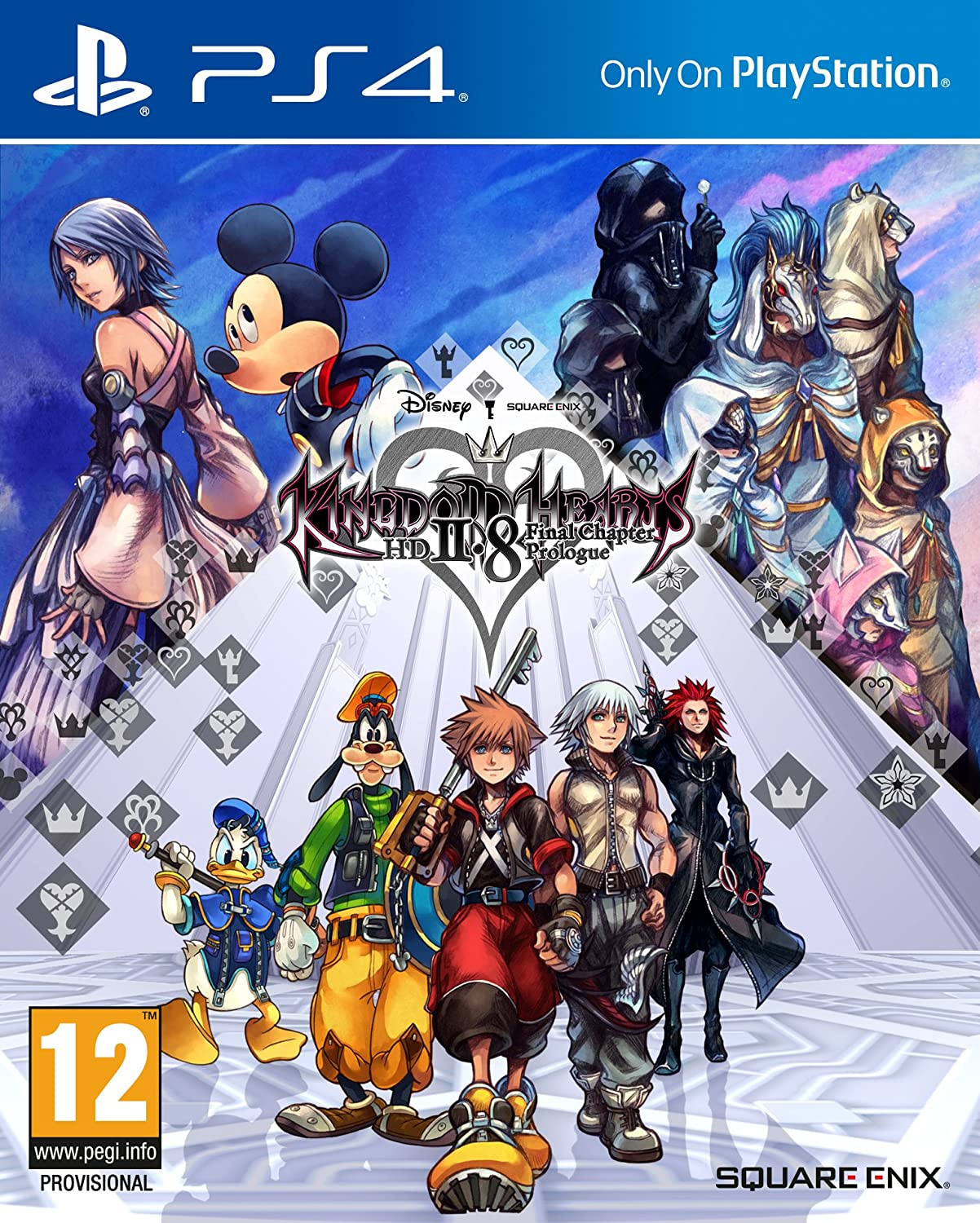 Kingdom Hearts HD 2.8: Final Chapter Prologue cover