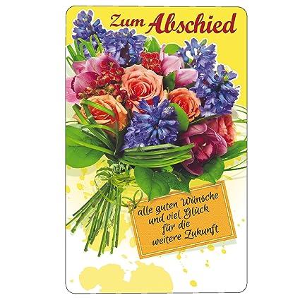 Susy Card 11288974 - Tarjeta de despedida (A4), diseño de ...