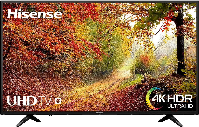 Hisense H50A6140 - Smart TV VIDAA U, Super Contraste, Precision Color, Depth Enhanced, Remote Now