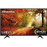 Hisense H50A6140 - Smart TV VIDAA U, Super Contraste, Precision Color, Depth Enhanced, Remote Now, Procesador Quad Core.
