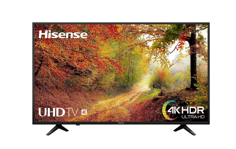 TV Hisense 43 4K Precision Color Hisense H43A6140 Remote Now Super Contraste Depth Enhanced HDR Smart TV VIDAA U