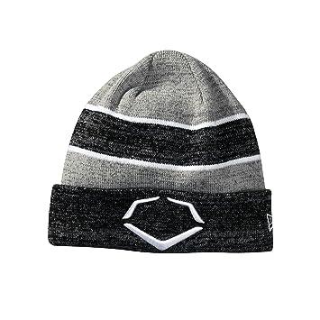 2ee92bfa562256 Evoshield WTV8727BWOSFM Knit Hat, Black/White, One Size, Batting Trainers -  Amazon Canada