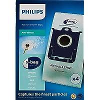 Philips Bolsas para aspiradores FC8022/04 FC8022/04-4 S-Bag antialergias