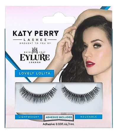 c0708f73951 Amazon.com : Eylure Katy Perry Lashes Lovely Lolita : Beauty