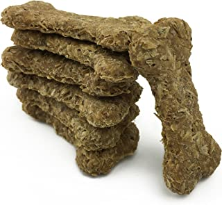 product image for Peppy Pooch Dog Biscuits Minis – 16 oz. All Natural. No Preservatives, Oven Baked. Great Peanut Butter Flavor. Unique Crunchy Treats. Hand Made in USA.