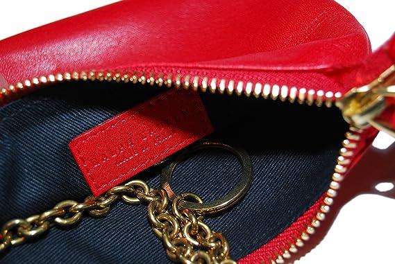 Ralph Lauren Polo Collection - Cartera ecuestre de piel para ...