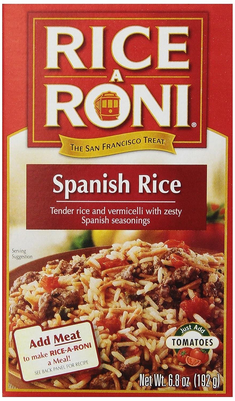 Rice A Roni Spanish Rice, 6.8 oz