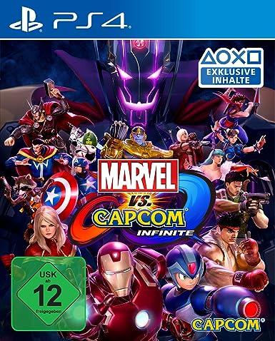Marvel vs. Capcom Infinite - PlayStation 4 [Importación alemana ...