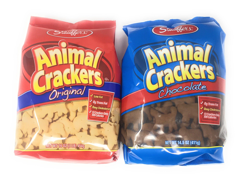 Amazon.com: Stauffer's, Iced Animal Crackers, 11oz Bag