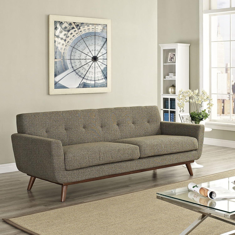 Amazon Modway Engage Mid Century Modern Upholstered Fabric
