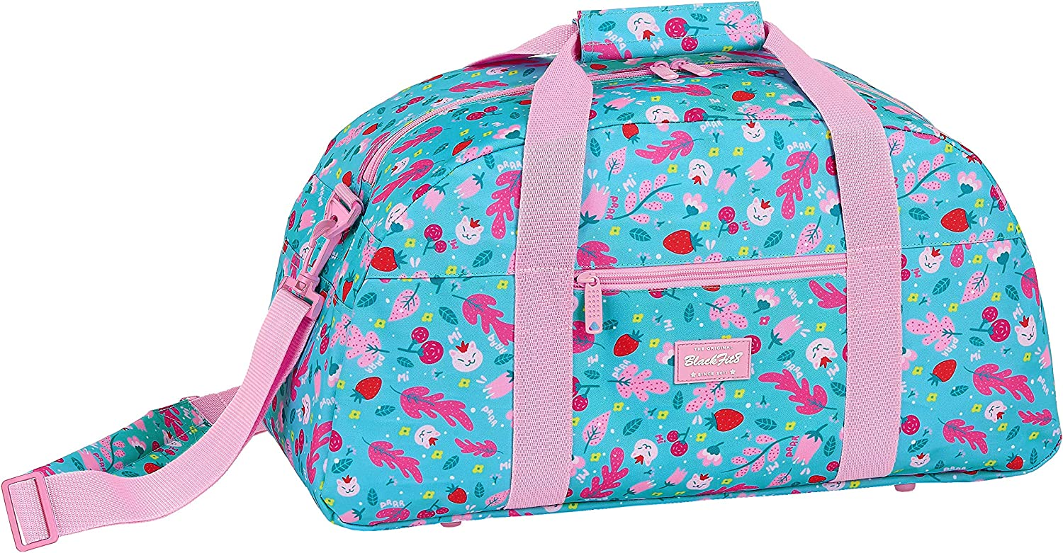 Multicolor Safta 712052611 Bolsa de Deporte Kids Luggage