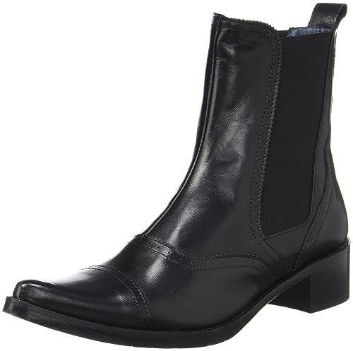 Womens Jean Chelsea Boots PintoDiBlu FlTvTy