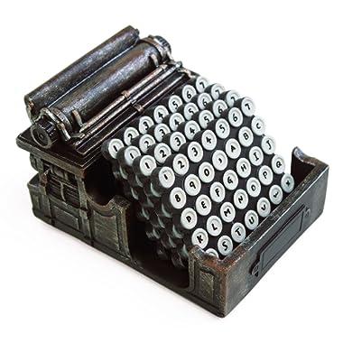 5-Pc.Typewriter Coaster Set