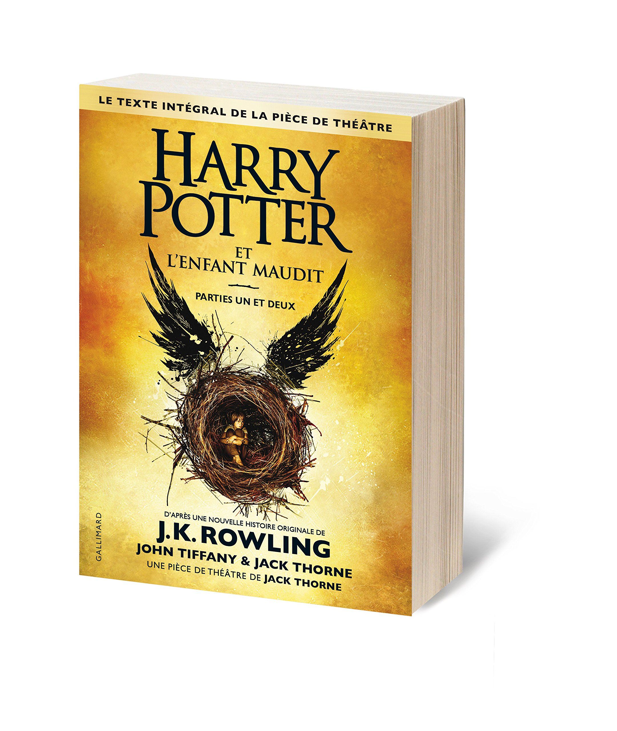 Harry Potter 8 Harry Potter Et L Enfant Maudit Harry