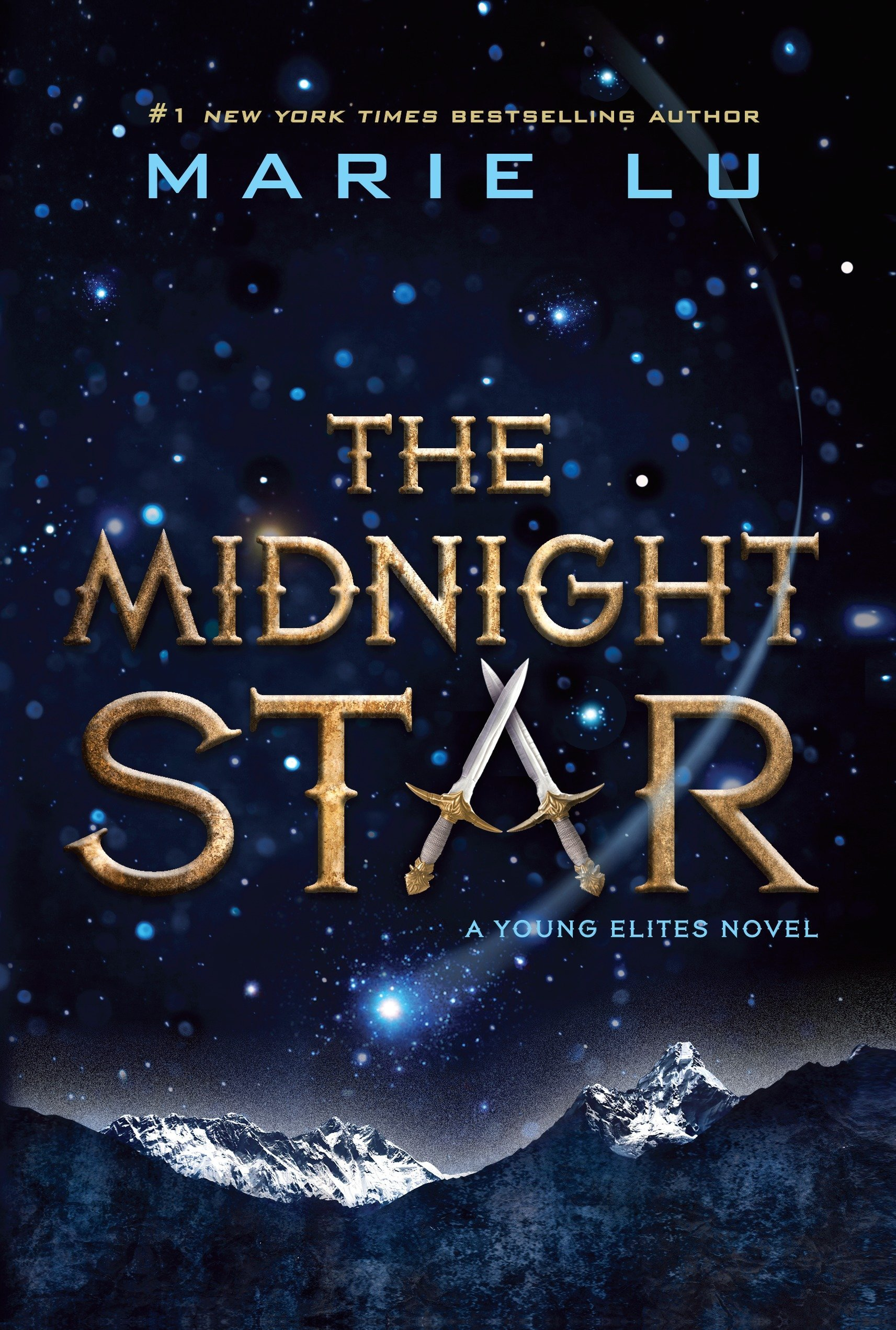Amazon.com: The Midnight Star (The Young Elites) (9780399167850): Lu,  Marie: Books