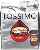 Tassimo Tim Hortons Coffee T Discs Bag,4.33 Ounce