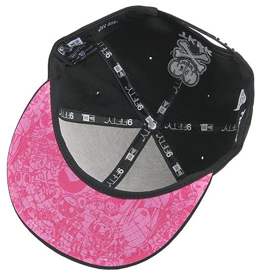 Tokidoki New Era 9fifty Bad Geisha Hat Men at Amazon Men s Clothing store   Baseball Caps 5eee2f9c198