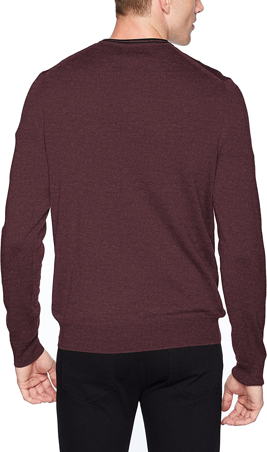 Fred Perry Mens Classic Crew Neck Sweater