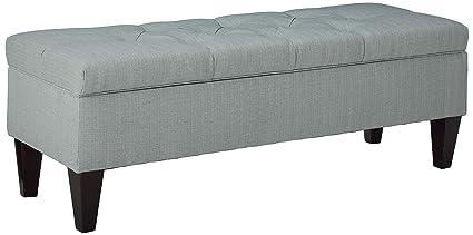 Marvelous Mjl Furniture Designs Brooke Collection Diamond Tufted Upholstered Long Bedroom Storage Bench Hjm100 Series Sea Mist Inzonedesignstudio Interior Chair Design Inzonedesignstudiocom