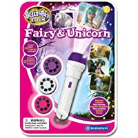 """Brainstorm Toys """"My Very Own Fairy and Unicorn Torch and Projector"""