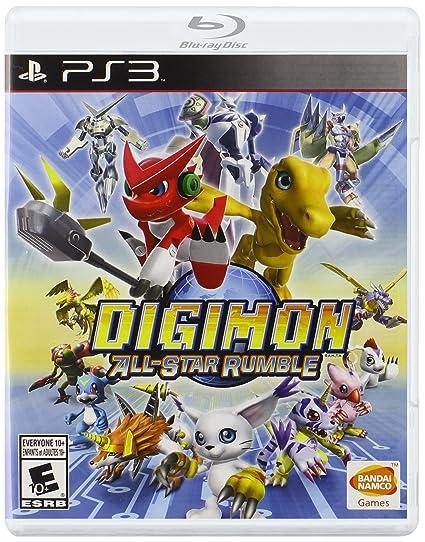 Risultati immagini per Digimon All Star Rumble