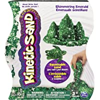 Kinetic Sand, 1Lb Shimmering Verde Esmeralda