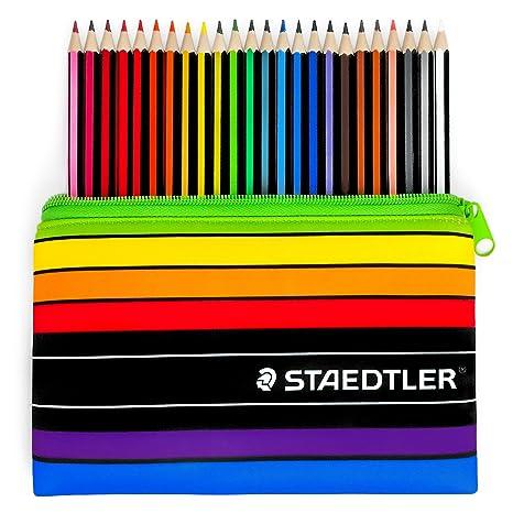 Staedtler Noris Colour 185 C24 Matite colorate in Wopex 89d9daee6c4