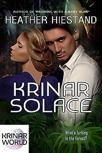 Krinar Solace: A Krinar World Novella