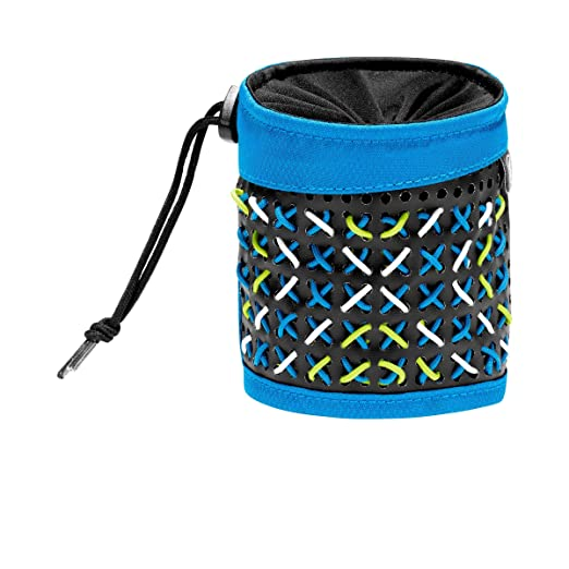 Mammut Niños Kids Chalk Bag Stitch Magnesia Bolsa, Dark Cian, One Size: Amazon.es: Deportes y aire libre