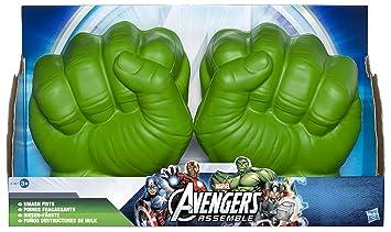 Marvel Hasbro A1827E240 Los Vengadores - Puños de Hulk
