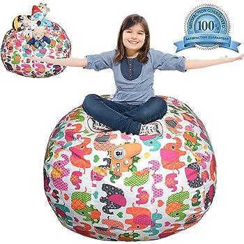 Amazon Com Creative Qt Extra Large Stuff N Sit Stuffed